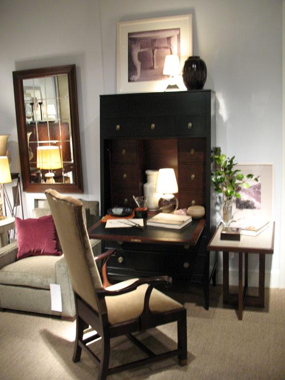 hickory chair showroom aero
